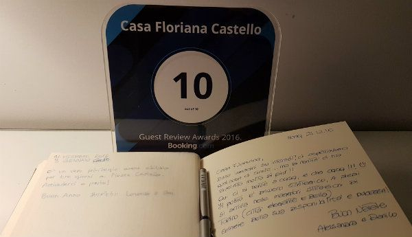 Casa Floriana - Guest review Booking.com