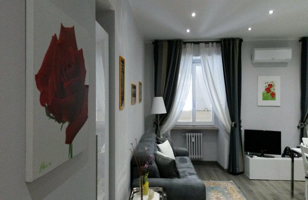 Casa vacanze nel centro di torino casa floriana castello - Estintore in casa ...